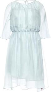 Sukienka dziewczęca Amelie Et Sophie z jedwabiu