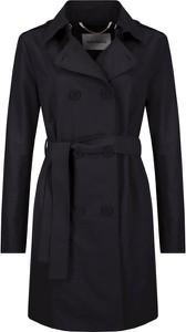 Czarny płaszcz Max & Co. długa w stylu casual