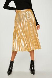 Złota spódnica Answear