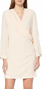 Sukienka amazon.de w stylu casual mini z dekoltem w kształcie litery v