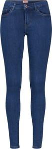 Niebieskie jeansy Only z jeansu