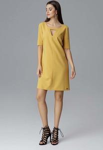 Sukienka Figl z krótkim rękawem
