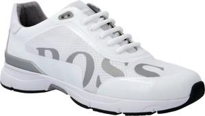 Buty sportowe Boss Athleisure sznurowane
