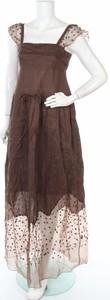 Sukienka Scervino Street z dekoltem w kształcie litery v