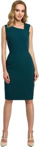 Zielona sukienka Merg