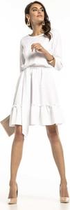 Sukienka Tessita z długim rękawem z okrągłym dekoltem