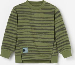 Bluza dziecięca Reserved z dzianiny