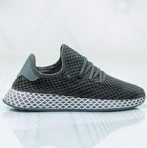 1eb0671c33cc0 Buty sportowe Adidas sznurowane na koturnie w sportowym stylu