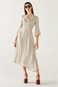 Sukienka PATRIZIA ARYTON z długim rękawem