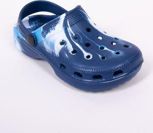 Granatowe buty dziecięce letnie Yoclub