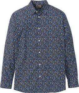 Niebieska koszula bonprix bpc selection