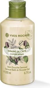 Yves Rocher Kremowy żel pod prysznic Ziarna Kawy