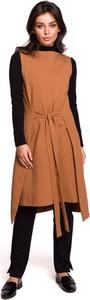 Sukienka Be midi z dresówki