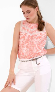 Różowa bluzka ORSAY