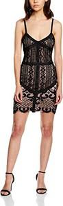 Czarna sukienka amazon.de mini