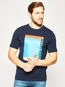 T-shirt Pierre Cardin z nadrukiem