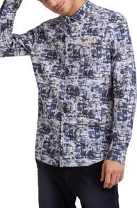 Koszula Desigual z długim rękawem
