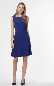 Sukienka Ralph Lauren mini z okrągłym dekoltem bez rękawów