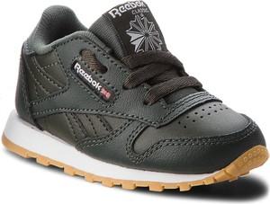 Czarne buty sportowe dziecięce Reebok