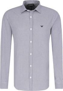 Koszula Emporio Armani w stylu casual