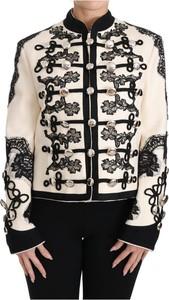 Kurtka Dolce & Gabbana z bawełny