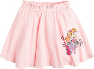 Spódniczka dziewczęca Odzież Licencyjna z bawełny