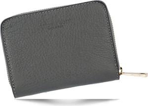 Czarny portfel męski VITTORIA GOTTI