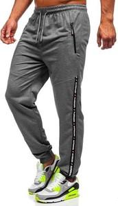 Spodnie sportowe Denley w sportowym stylu