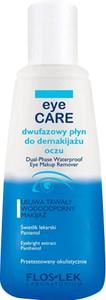 Floslek Eye Care Dwufazowy Płyn Do Demakijażu Oczu 135 ML