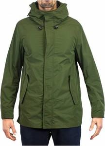 Zielona kurtka Aspesi w stylu casual