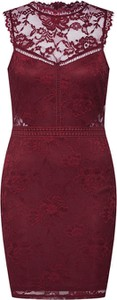 Sukienka Even&Odd mini ołówkowa z okrągłym dekoltem