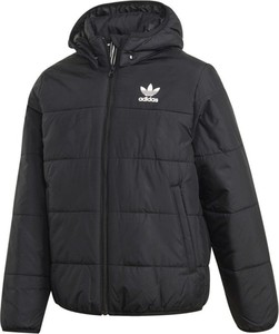 Czarna kurtka dziecięca Adidas Originals