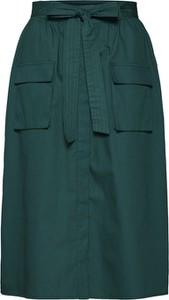 Zielona spódnica Vila midi