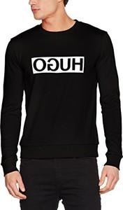 Hugo men męska bluza dicago - m czarny (black 001)
