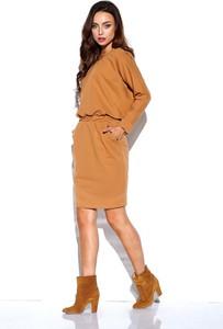 Sukienka Lemoniade prosta mini w stylu casual
