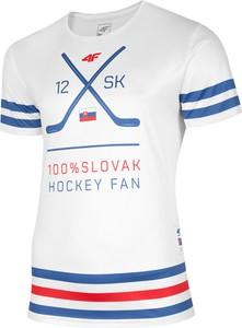 T-shirt 4fsklep.pl z krótkim rękawem