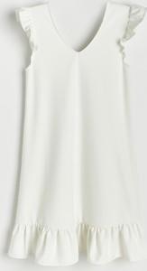 Sukienka Reserved mini bez rękawów