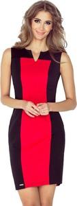 Czerwona sukienka MORIMIA
