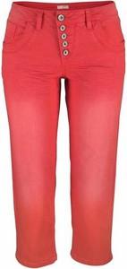 Czerwone jeansy cheer
