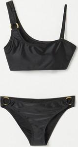 Czarny strój kąpielowy Sinsay
