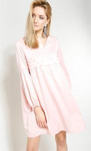 Renee różowa sukienka pendulum