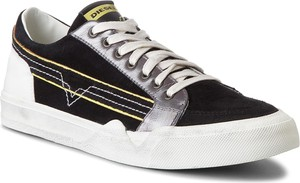 Sneakersy diesel - s-grindd low lace y01698 p1652 t8013 black
