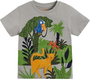 Koszulka dziecięca Cool Club dla chłopców z krótkim rękawem z bawełny