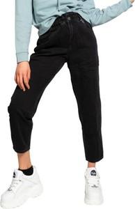 Czarne jeansy Only w stylu casual
