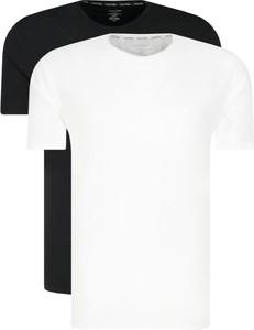 T-shirt Calvin Klein Underwear z krótkim rękawem w stylu casual