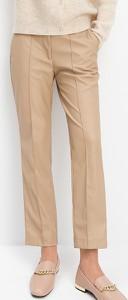 Spodnie Mohito ze skóry
