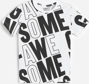 Koszulka dziecięca Reserved z bawełny dla chłopców