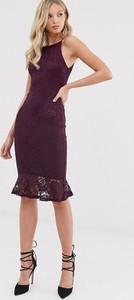 Sukienka Ax Paris midi