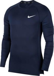 T-shirt Nike w sportowym stylu z długim rękawem