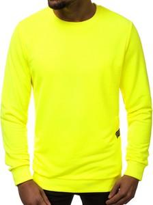 Żółta bluza Ozonee